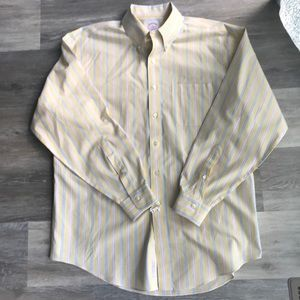 Brooks Brothers Original Polo Button down L Stripe